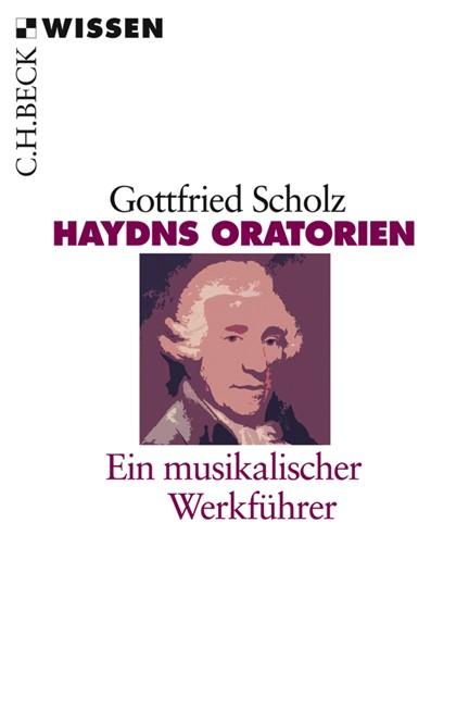 Cover: Gottfried Scholz, Haydns Oratorien