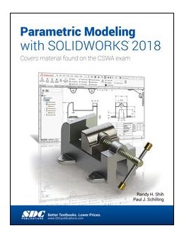 Abbildung von Schilling / Shih   Parametric Modeling with SOLIDWORKS 2018   2018