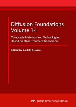 Abbildung von Delgado | Diffusion Foundations Vol. 14 | 1. Auflage | 2018 | Volume 14 | beck-shop.de