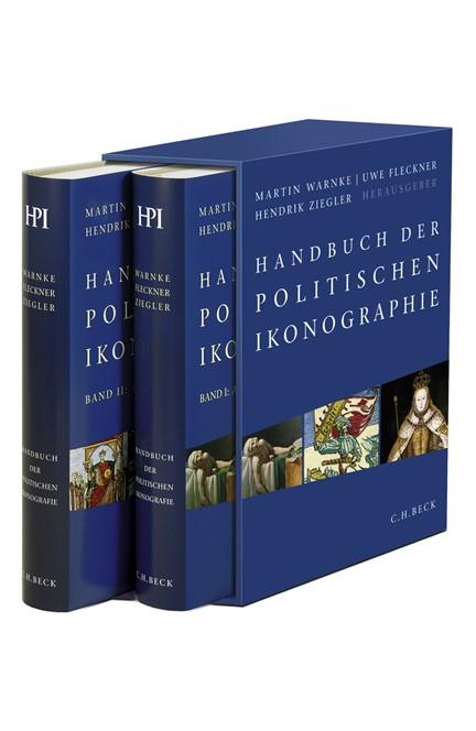 Cover: , Handbuch der politischen Ikonographie