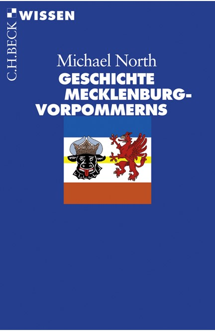 Cover: Michael North, Geschichte Mecklenburg-Vorpommerns
