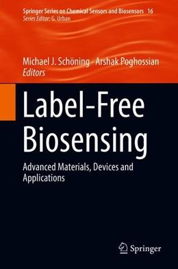 Abbildung von Schöning / Poghossian   Label-Free Biosensing   1st ed. 2018   2018   Advanced Materials, Devices an...   16