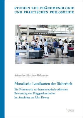 Moralische Landkarten der Sicherheit | Weydner-Volkmann, 2018 | Buch (Cover)