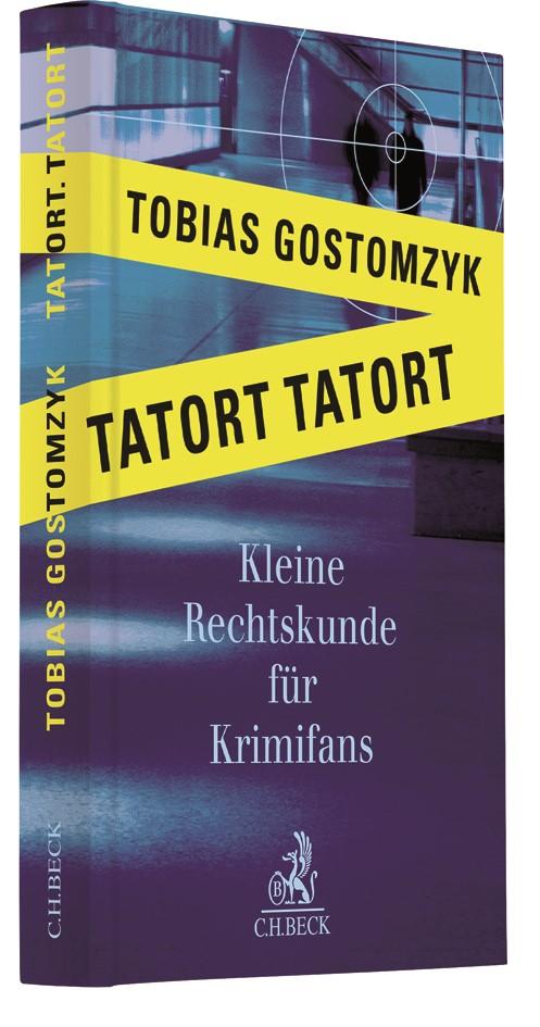 Tatort Tatort | Gostomzyk, Tobias, 2020 | Buch (Cover)