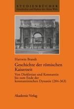 Geschichte der römischen Kaiserzeit | Brandt, 1998 | Buch (Cover)