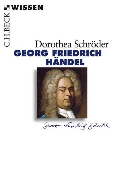 Cover: Dorothea Schröder, Georg Friedrich Händel