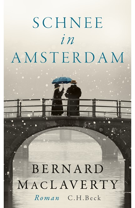 Cover: Bernard MacLaverty, Schnee in Amsterdam