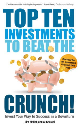 Abbildung von Mellon / Chalabi | Top Ten Investments to Beat the Crunch! | 1. Auflage | 2009