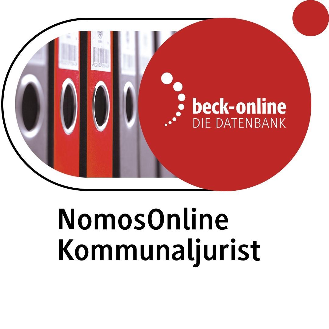 NomosOnline Kommunaljurist (Cover)