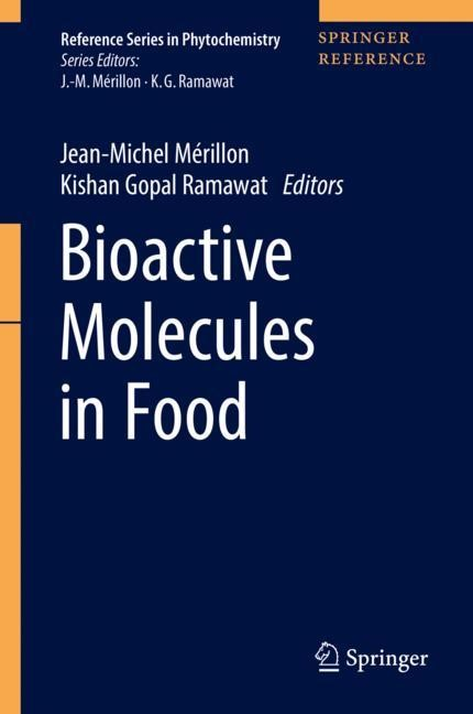 Abbildung von Mérillon / Ramawat | Bioactive Molecules in Food | 1st ed. 2019 | 2019