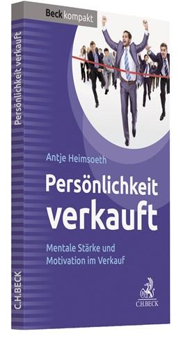 Abbildung von Heimsoeth | Persönlichkeit verkauft | 1. Auflage | 2018 | beck-shop.de