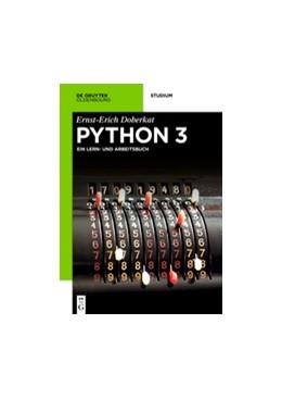 Abbildung von Doberkat | Python 3 | 2018 | Ein Lern- und Arbeitsbuch