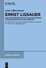 Ernst Lissauer | Offermanns, 2018 | Buch (Cover)
