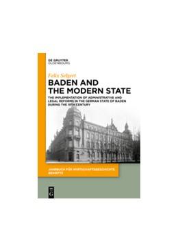 Abbildung von Selgert   Baden and the Modern State   1. Auflage   2018   23   beck-shop.de