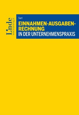Abbildung von Siart | Einnahmen-Ausgaben-Rechnung in der Unternehmenspraxis | 1. Auflage | 2018 | beck-shop.de