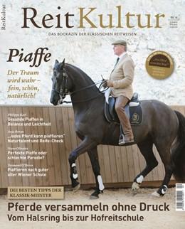 Abbildung von Schmidtke   ReitKultur 4   2018   Piaffe