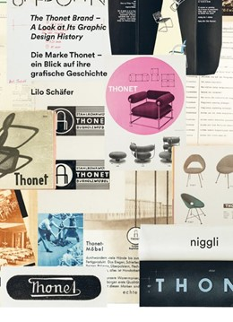 Abbildung von Schäfer | The Thonet Brand - A Look at its Graphic Design History | 2018