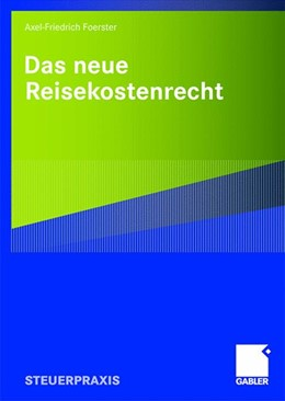 Abbildung von Foerster | Das neue Reisekostenrecht | 2008