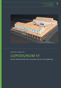 Abbildung von Süß / Gräf | LOPODUNUM VI | 1. Auflage | 2018 | 6 | beck-shop.de