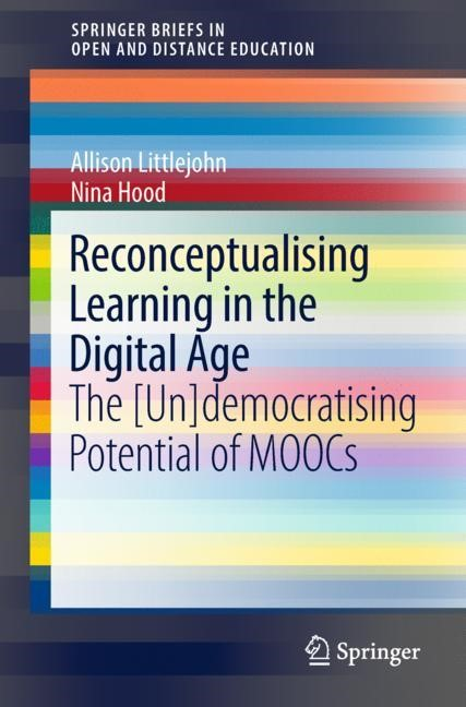 Reconceptualising Learning in the Digital Age | Littlejohn / Hood | 1st ed. 2018, 2018 | Buch (Cover)