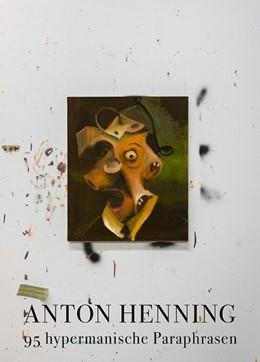 Abbildung von Henning / Ullrich | Anton Henning: 95 hypermanische Paraphrasen | 2017