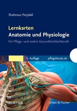 Abbildung von Porjalali   Lernkarten Anatomie und Physiologie   5. Auflage   2018   für Pflege- und andere Gesundh...