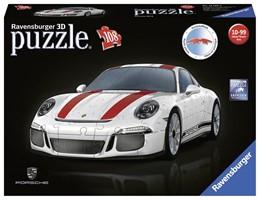 Abbildung von Porsche 911R. 3D Puzzle 108 Teile   2018   Erlebe Puzzeln in der 3. Dimen...