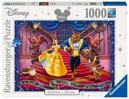 Abbildung von Walt Disney: Die Schöne und das Biest. Puzzle 1000 Teile | 1. Auflage | 2018 | beck-shop.de