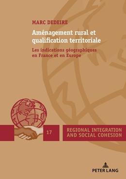 Abbildung von Dedeire | Aménagement rural et qualification territoriale | 1. Auflage | 2018 | beck-shop.de