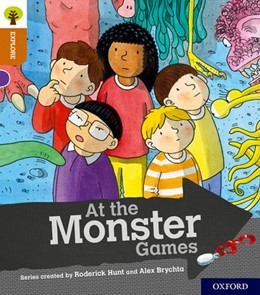 Abbildung von Shipton | Oxford Reading Tree Explore with Biff, Chip and Kipper: Oxford Level 8: At the Monster Games | 1. Auflage | 2018 | beck-shop.de