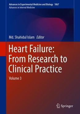 Abbildung von Islam | Heart Failure: From Research to Clinical Practice | 1. Auflage | 2018 | 1067 | beck-shop.de