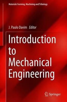 Abbildung von Davim | Introduction to Mechanical Engineering | 1. Auflage | 2018 | beck-shop.de