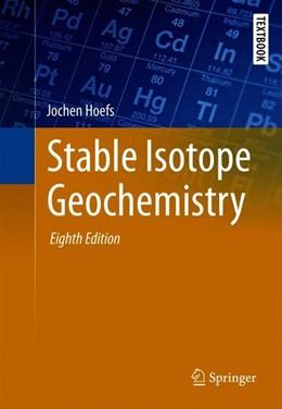 Abbildung von Hoefs   Stable Isotope Geochemistry   8th ed. 2018   2018