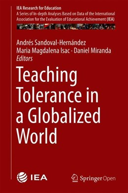 Abbildung von Sandoval-Hernández / Isac / Miranda   Teaching Tolerance in a Globalized World   1st ed. 2018   2018   4