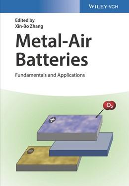 Abbildung von Zhang | Metal-Air Batteries | 2018
