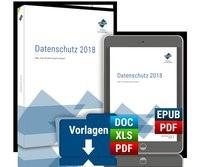 Datenschutz 2018 (Premium-Ausgabe)   Mühlich / Maskow / Kuhrau, 2018   Buch (Cover)