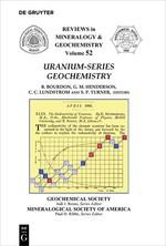 Uranium-series Geochemistry | Bourdon / Henderson / Lundstrom / Turner, 2018 | Buch (Cover)