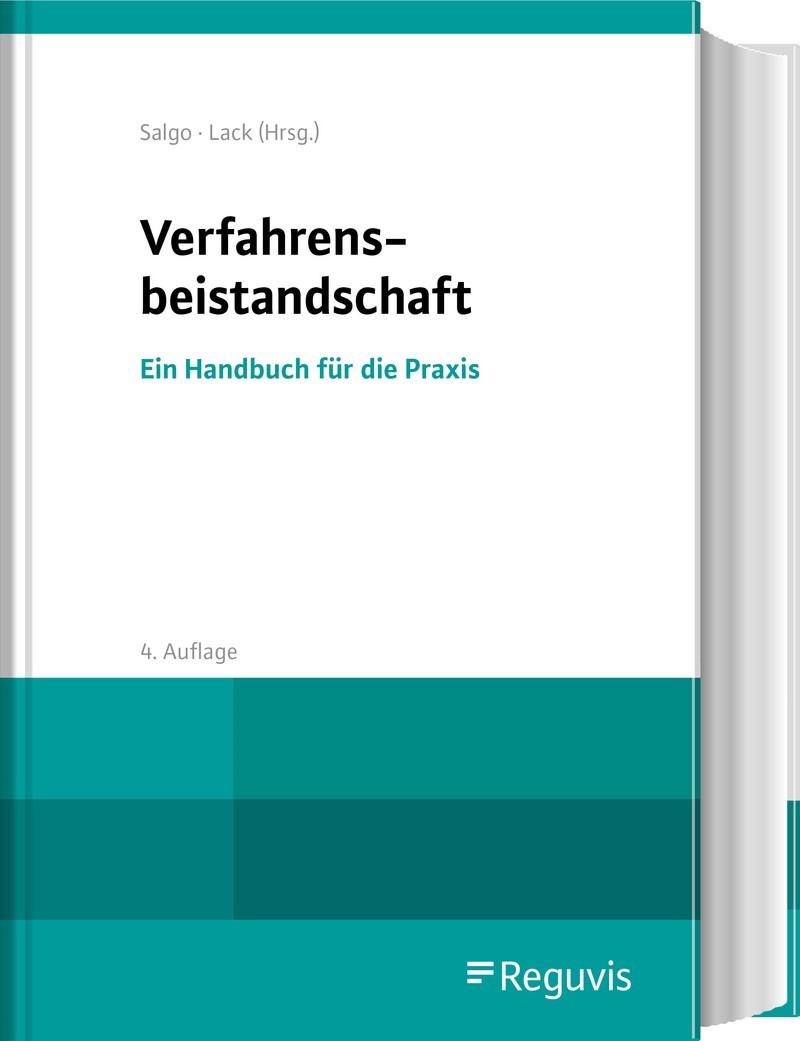 Verfahrensbeistandschaft | Salgo / Zenz / Fegert / Bauer / Katrin / Weber / Zitelmann | 4., überarbeitete Auflage, 2018 | Buch (Cover)