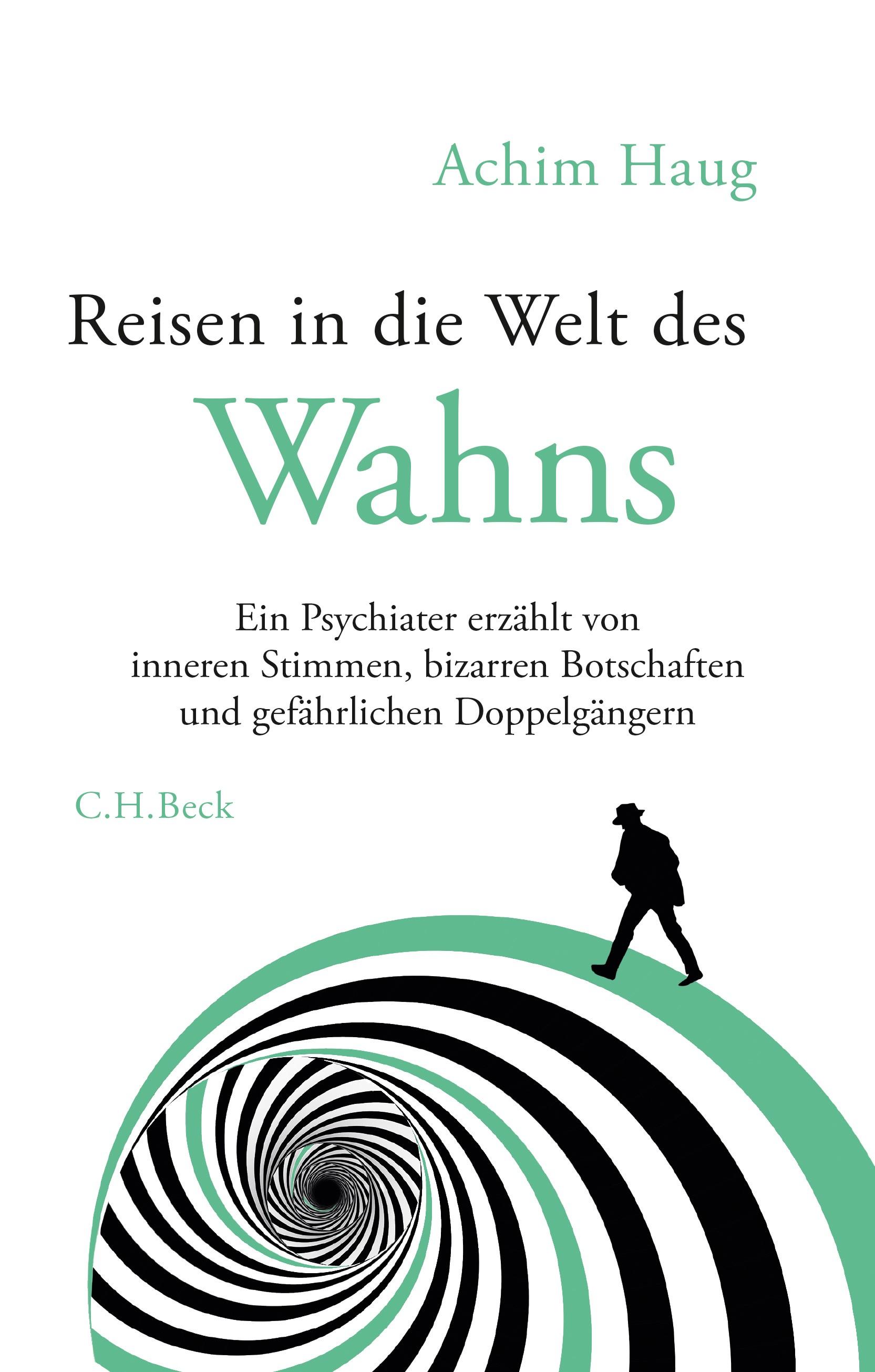 Reisen in die Welt des Wahns   Haug, Achim, 2019   Buch (Cover)