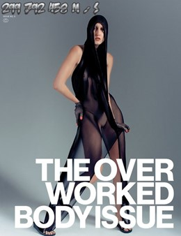 Abbildung von 299 792 458 m/s The Overworked Body Issue #2 An Anthology of 2000s dress by Robert Kulisek / David Lieske | 2018