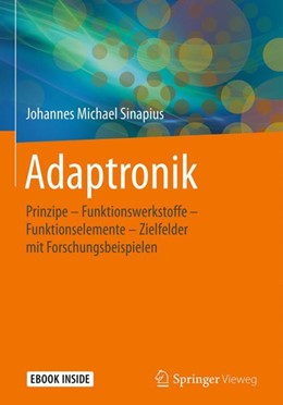 Abbildung von Sinapius   Adaptronik   1. Auflage   2018   beck-shop.de