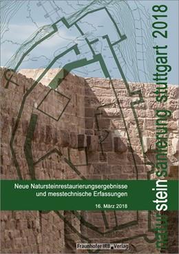 Abbildung von Patitz / Grassegger | Natursteinsanierung Stuttgart 2018. | 1. Auflage | 2018 | beck-shop.de