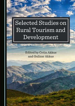 Abbildung von Akkus | Selected Studies on Rural Tourism and Development | 1. Auflage | 2018 | beck-shop.de