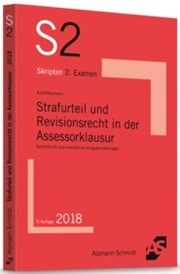 Abbildung von Kock / Neumann   Strafurteil und Revisionsrecht in der Assessorklausur   9. Auflage   2018