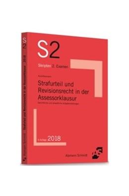 Abbildung von Kock / Neumann | Strafurteil und Revisionsrecht in der Assessorklausur | 9. Auflage | 2018 | Gerichtliche und anwaltliche A...