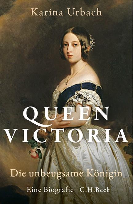 Cover: Karina Urbach, Queen Victoria