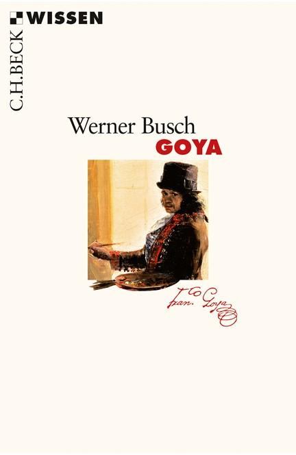 Cover: Werner Busch, Goya
