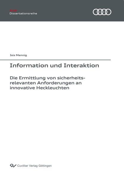 Abbildung von Mennig   Information und Interaktion   2018
