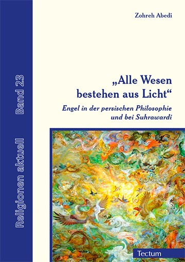 """""""Alle Wesen bestehen aus Licht""""   Abedi, 2018   Buch (Cover)"""