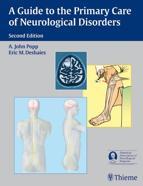 A Guide to the Primary Care of Neurological Disorders | A. John Popp, 2007 | Buch (Cover)